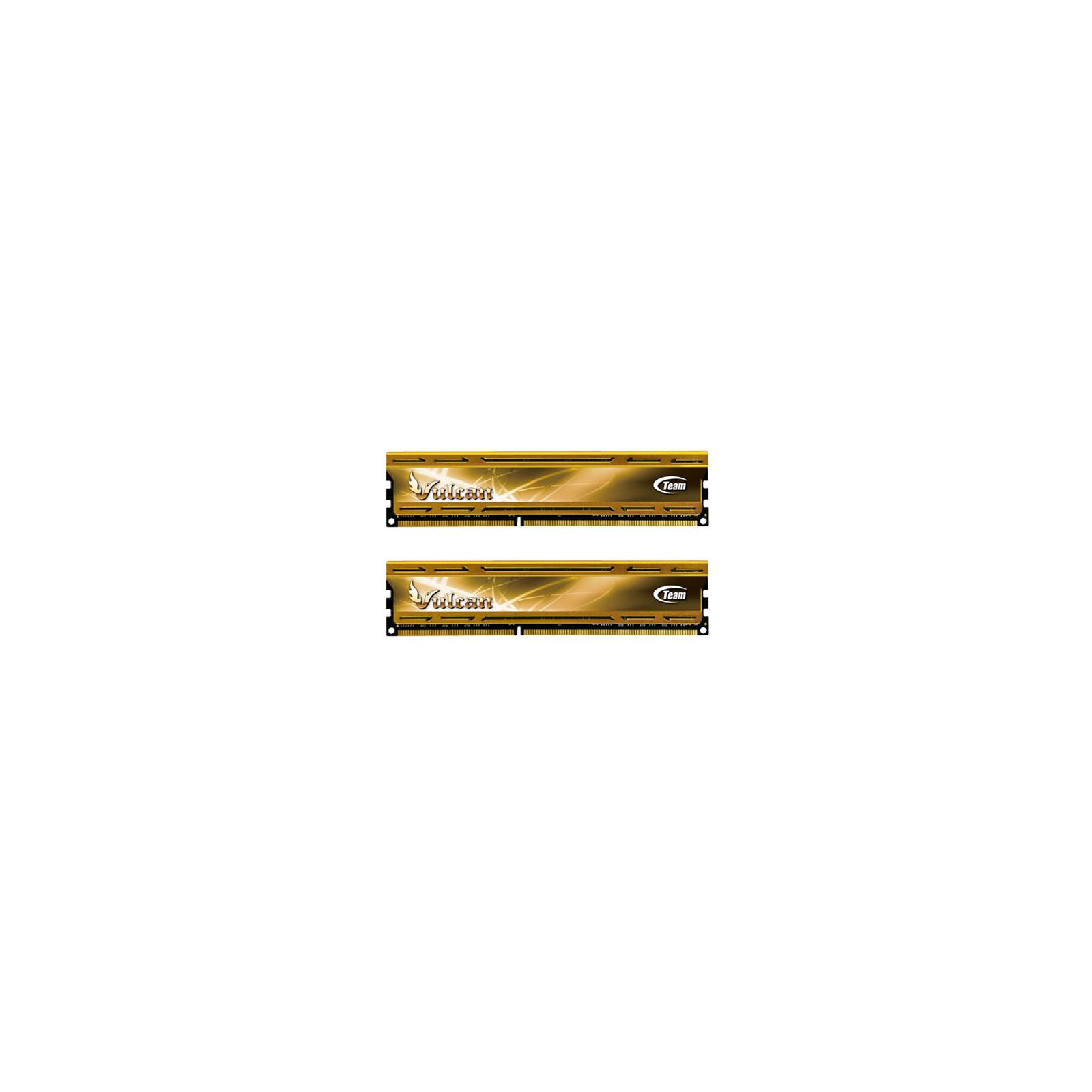 Модуль памяти для компьютера DDR3 8GB (2x4GB) 1600 MHz Team (TLYD38G1600HC9DC01)