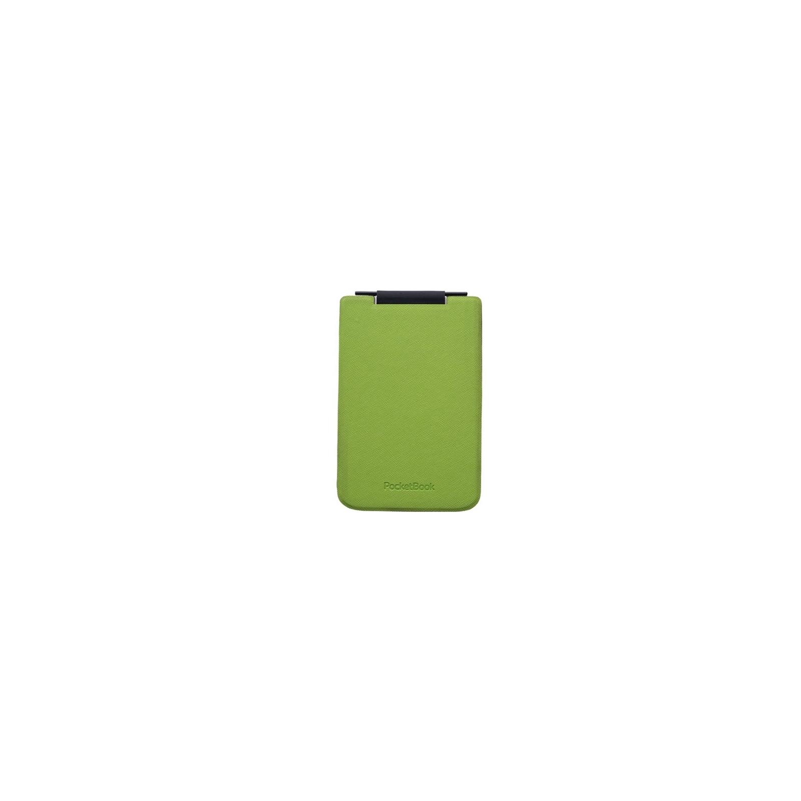Чехол для электронной книги PocketBook PB624 Flip green/black (PBPUC-624-GRBC-RD)