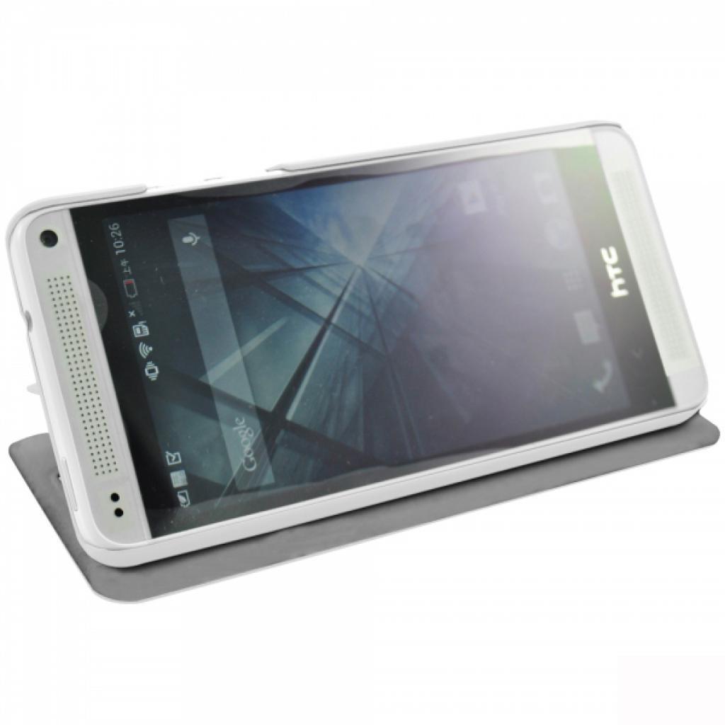 Чехол для моб. телефона Metal-Slim HTC ONE /Classic U White (L-H0023MU0002) изображение 3