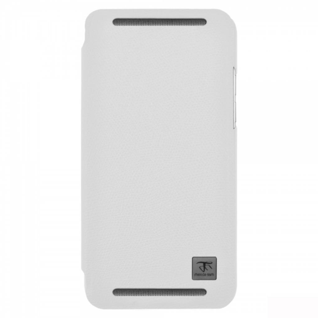 Чехол для моб. телефона Metal-Slim HTC ONE /Classic U White (L-H0023MU0002)