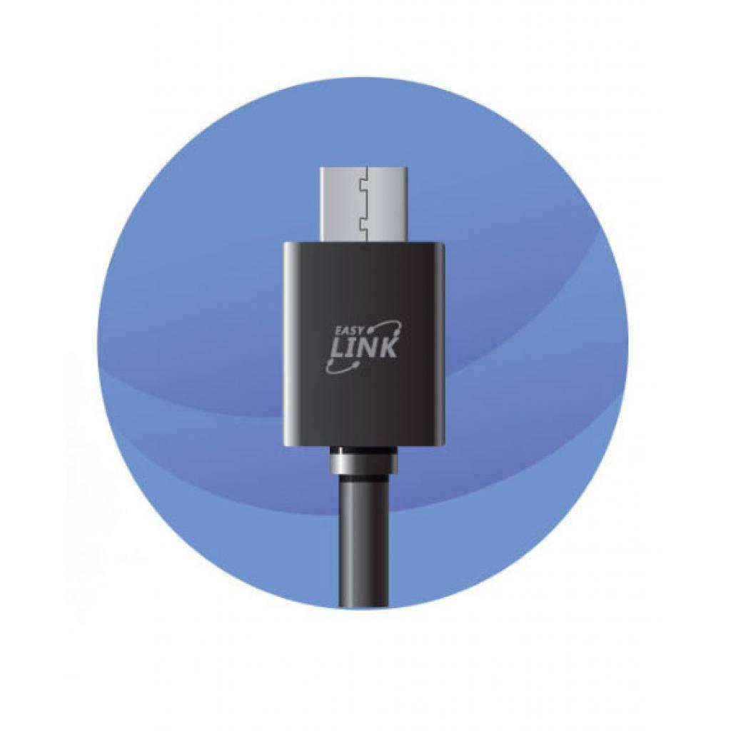 Зарядное устройство EasyLink (2 в 1) 10W +кабель Micro USB (EL-286) изображение 3