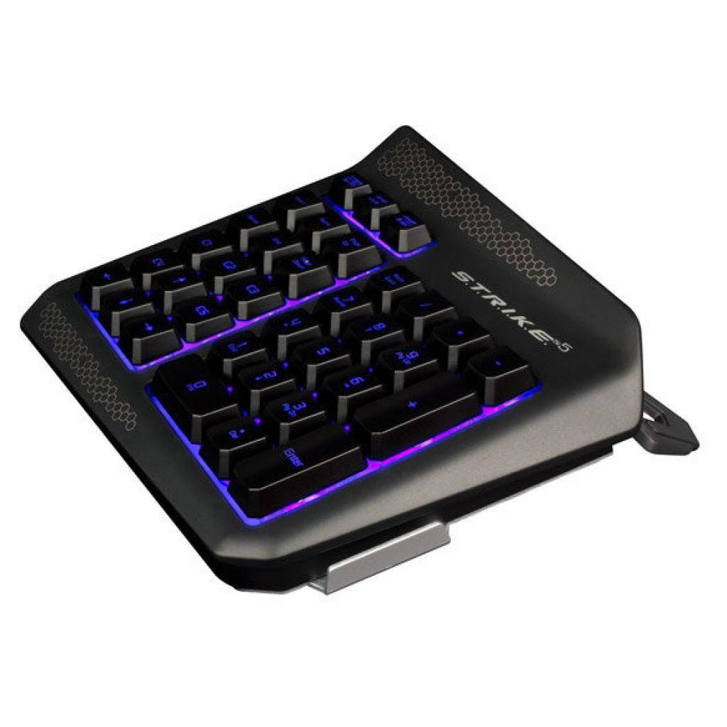 Клавиатура MadCatz S.T.R.I.K.E. 5, RU (MCB43108R002/02/1) изображение 3