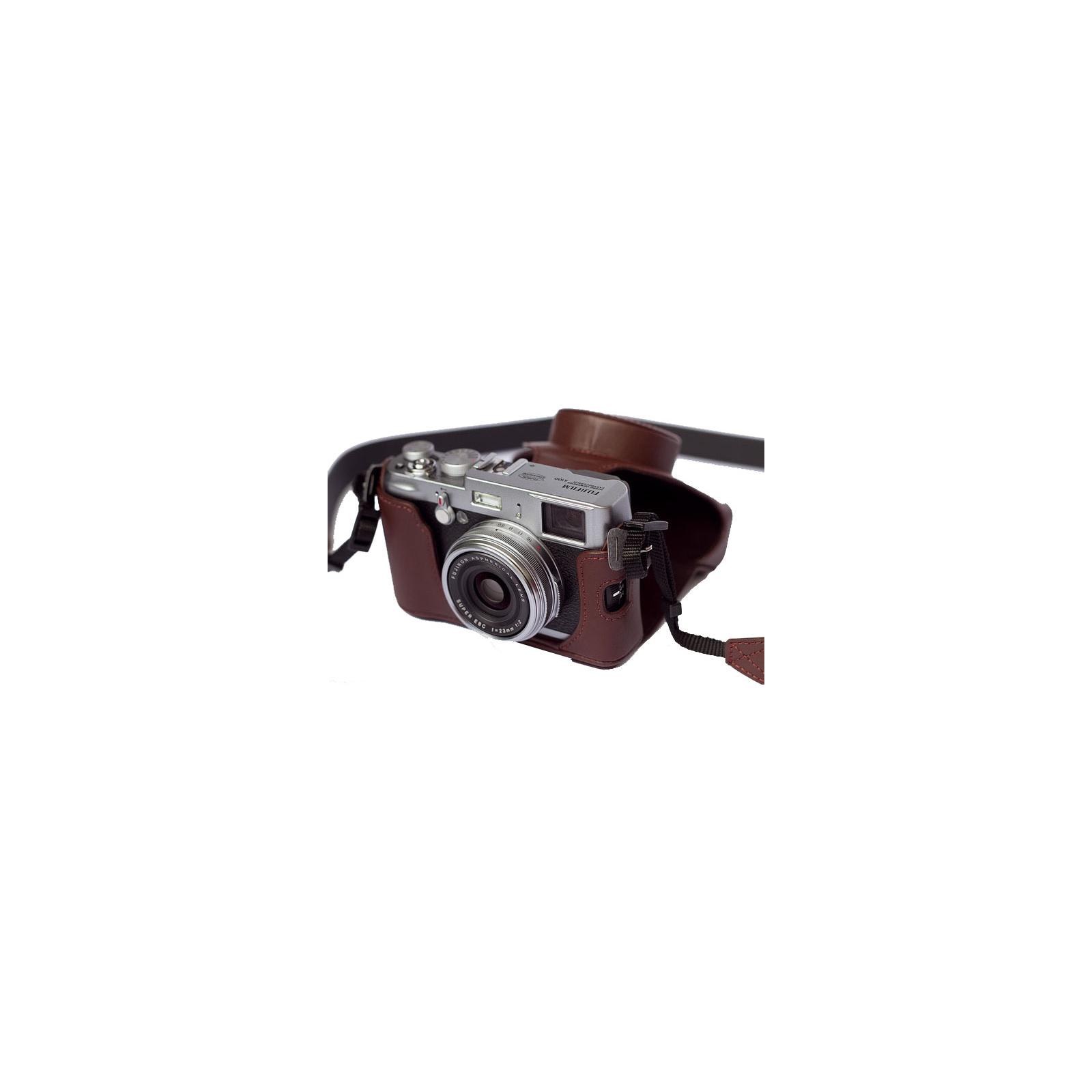 Фото-сумка Fujifilm LC-X100 Brown (16144573) изображение 2