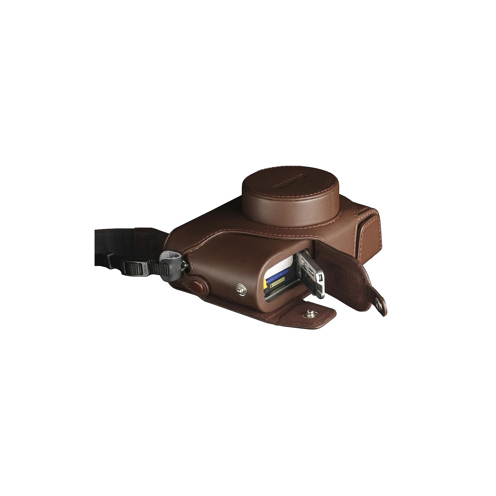 Фото-сумка Fujifilm LC-X100 Brown (16144573)
