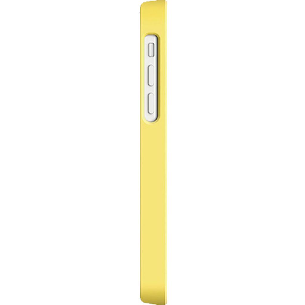 Чехол для моб. телефона ELAGO для iPhone 5C /Outfit MATRIX Aluminum/Yellow (ES5COFMX-YEYE-RT) изображение 4