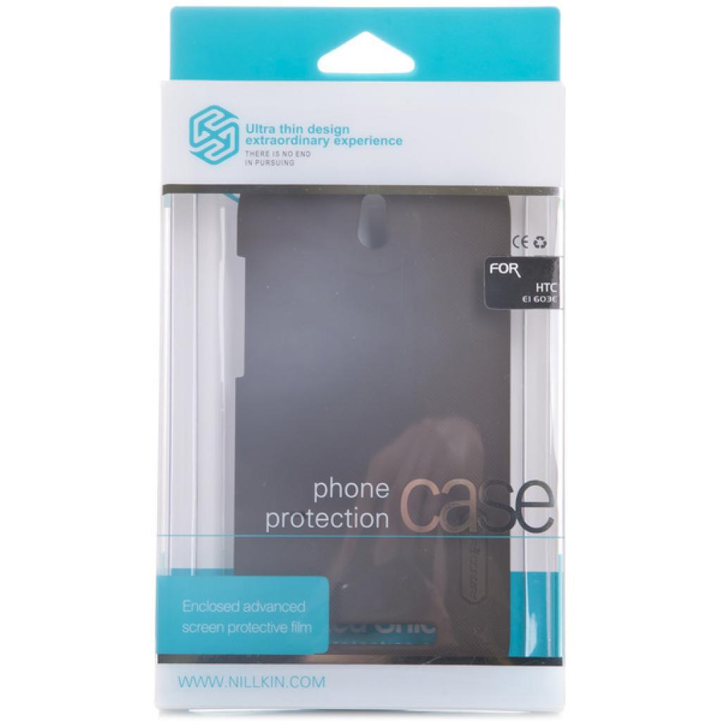 Чехол для моб. телефона NILLKIN для HTC Desire 501 /Super Frosted Shield/Brown (6129117)