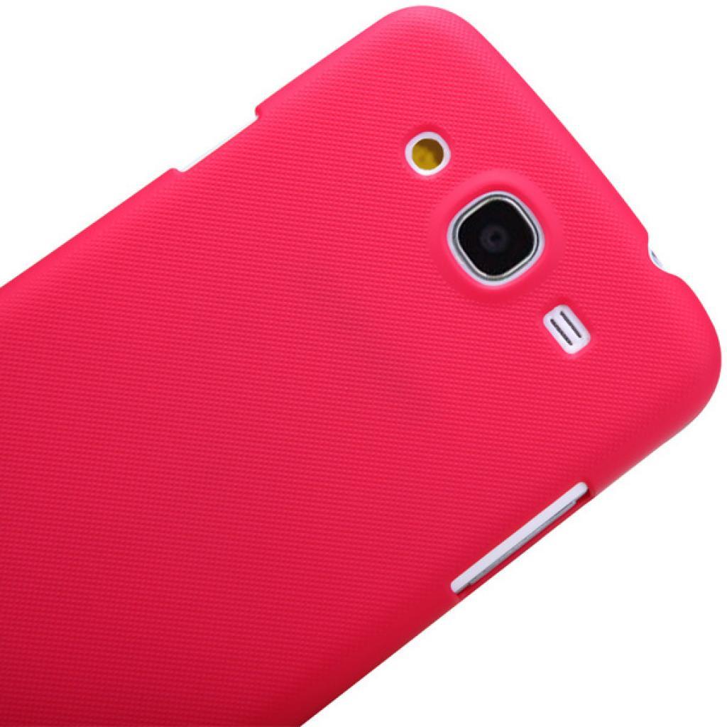Чехол для моб. телефона NILLKIN для Samsung I9152 /Super Frosted Shield/Red (6065869) изображение 4