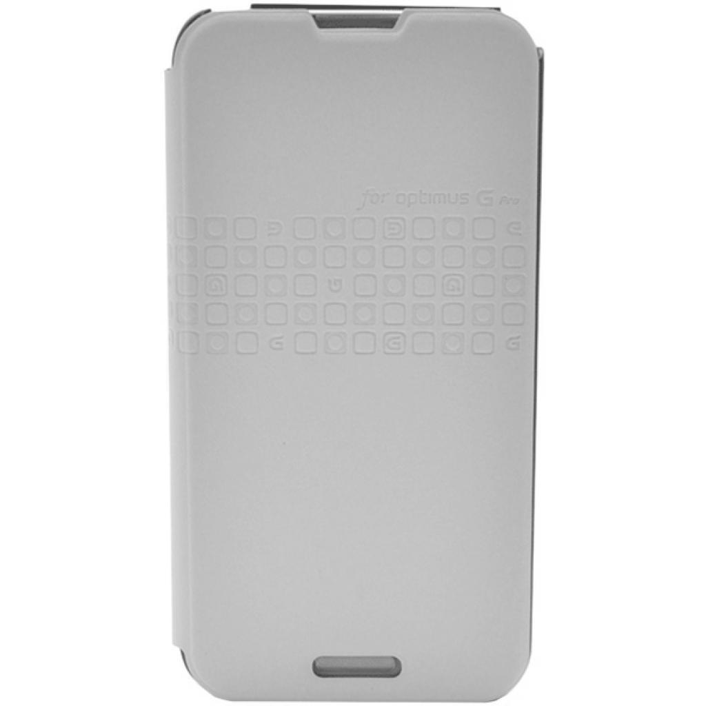 Чехол для моб. телефона VOIA для LG E988 Optimus G Pro /Flip/White (6068262)