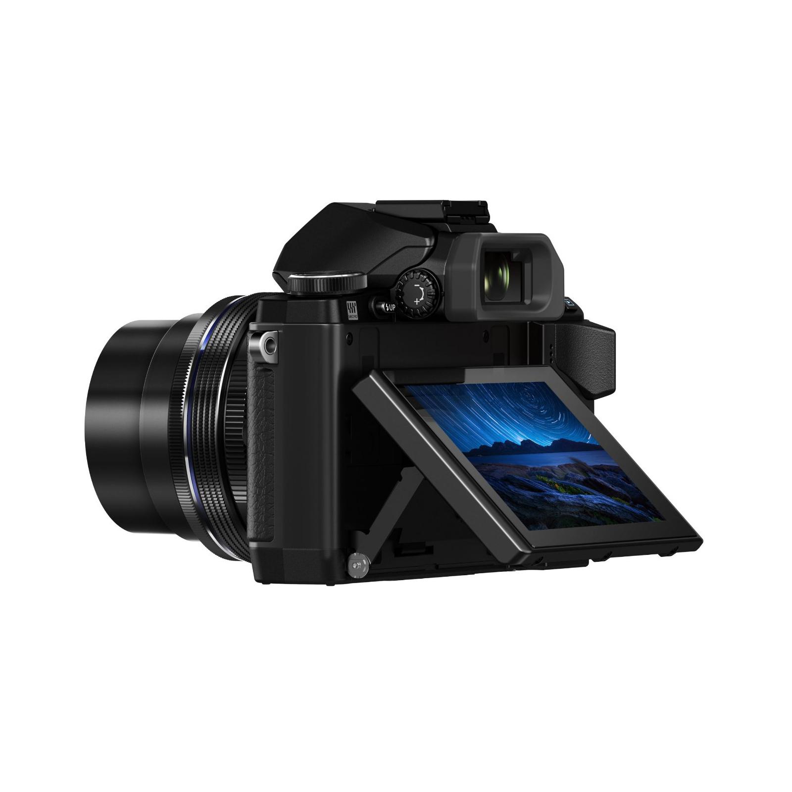 Цифровой фотоаппарат OLYMPUS E-M10 pancake zoom 14-42 Kit black/black (V207023BE000) изображение 5