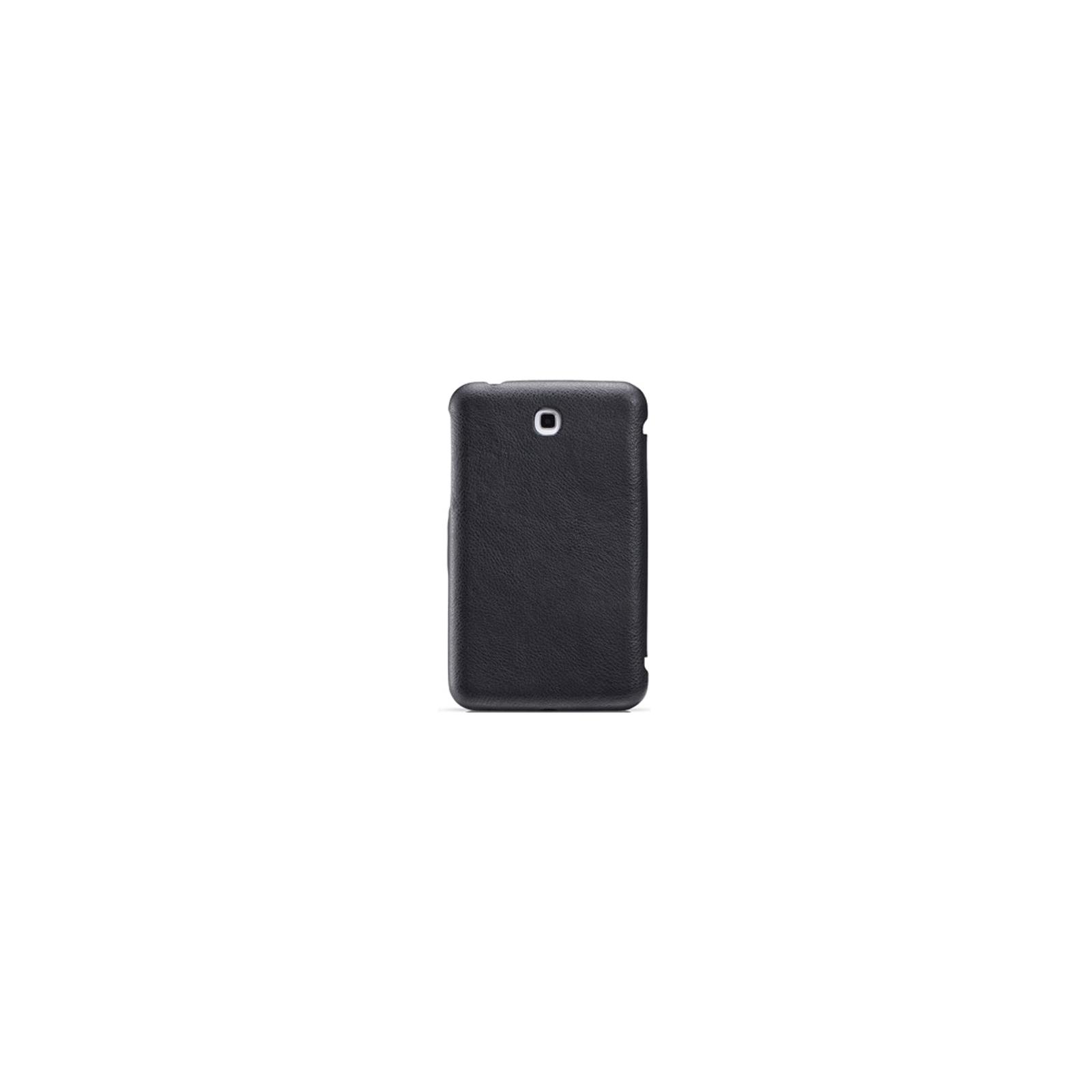 "Чехол для планшета i-Carer 7"" Samsung Galaxy Tab 3 7.0 T2100/P3200 шкіряний (RS320001 Black) изображение 2"