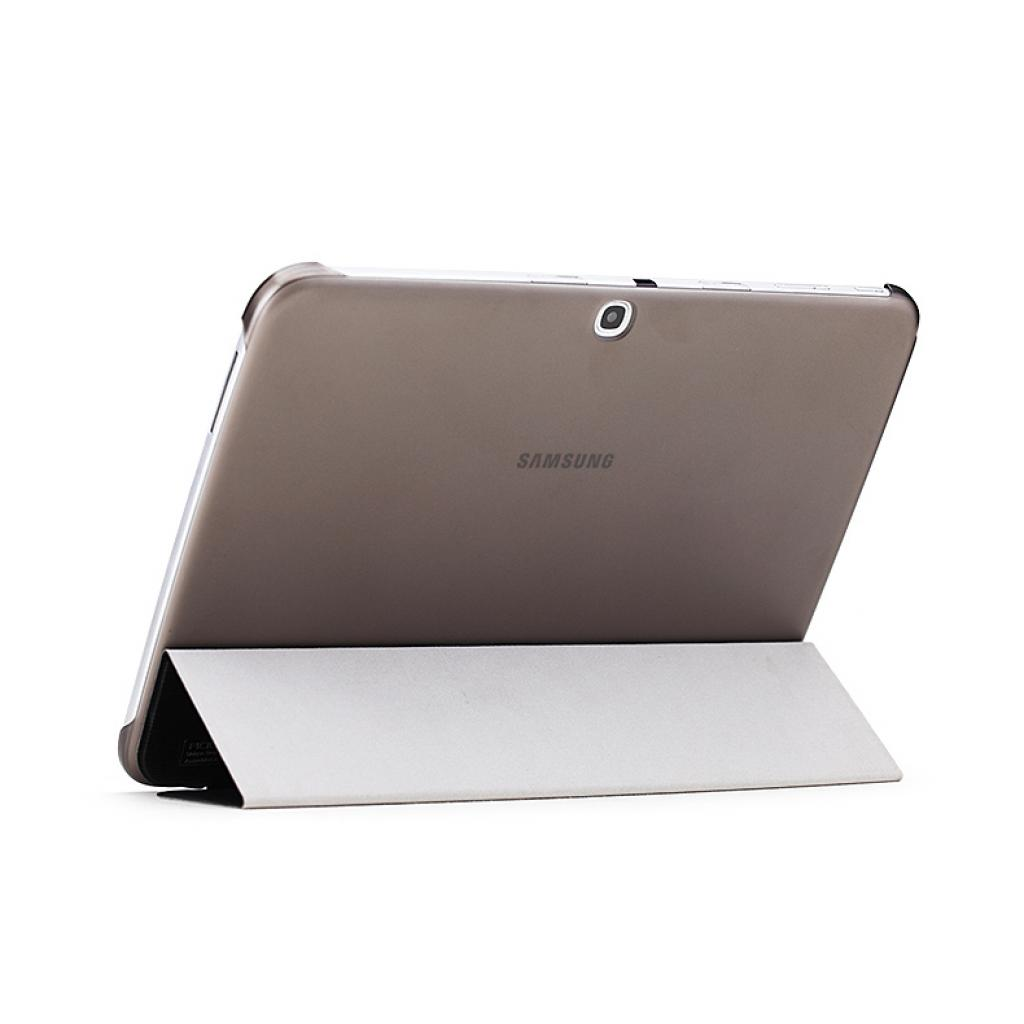 "Чехол для планшета Rock Samsung Galaxy Tab3 10,1"" new elegant series black (P5200-40537) изображение 4"
