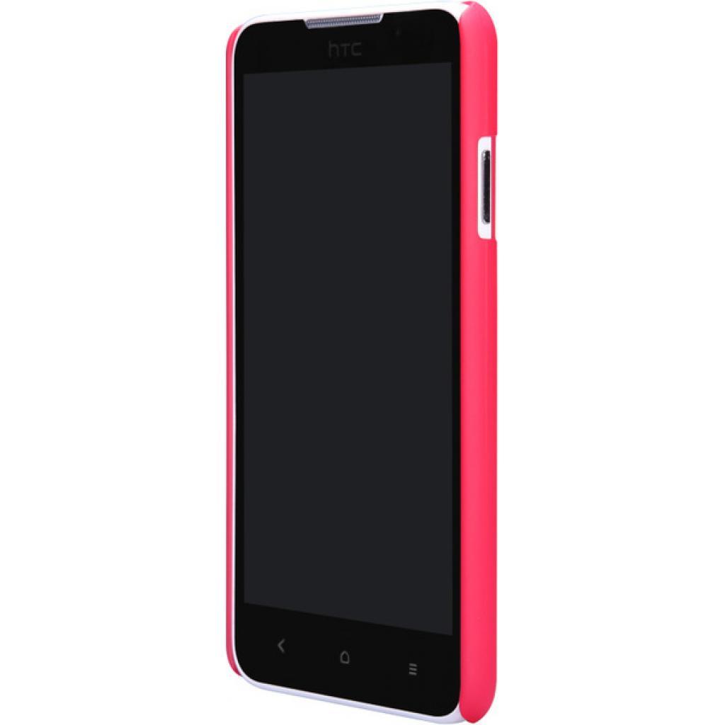 Чехол для моб. телефона NILLKIN для HTC Desire 516 /Super Frosted Shield/Red (6164300) изображение 4