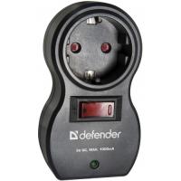 Сетевой фильтр питания Defender Voyage 1 роз. 2 USB (99492)