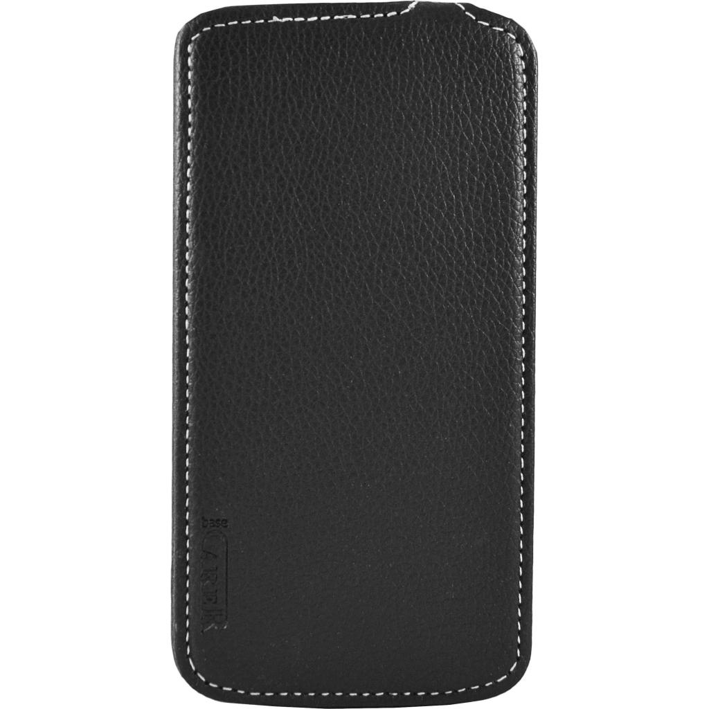 Чехол для моб. телефона Carer Base Lenovo S920 black (Carer Base lenovo S920 bl)