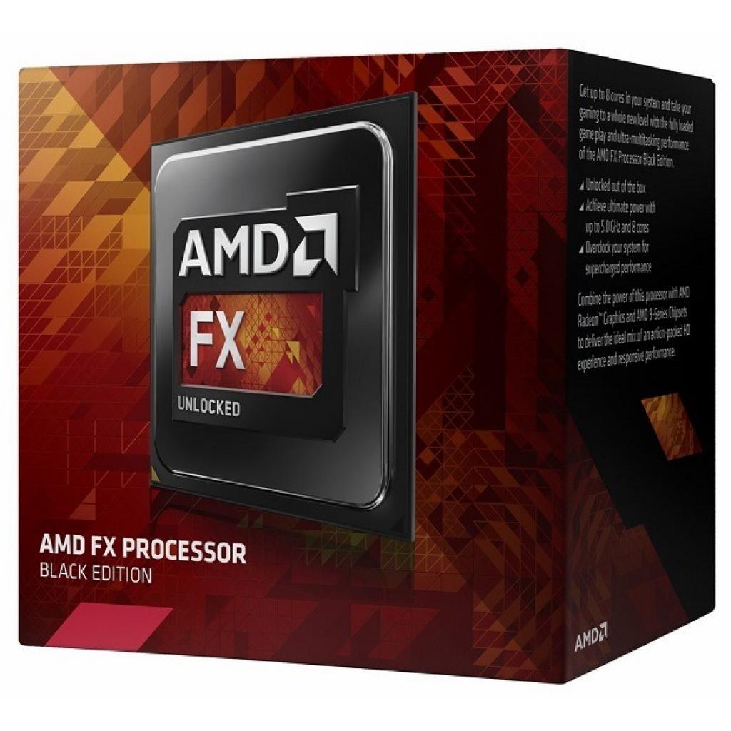 Процессор AMD FX-8320E (FD832EWMHKBOX)
