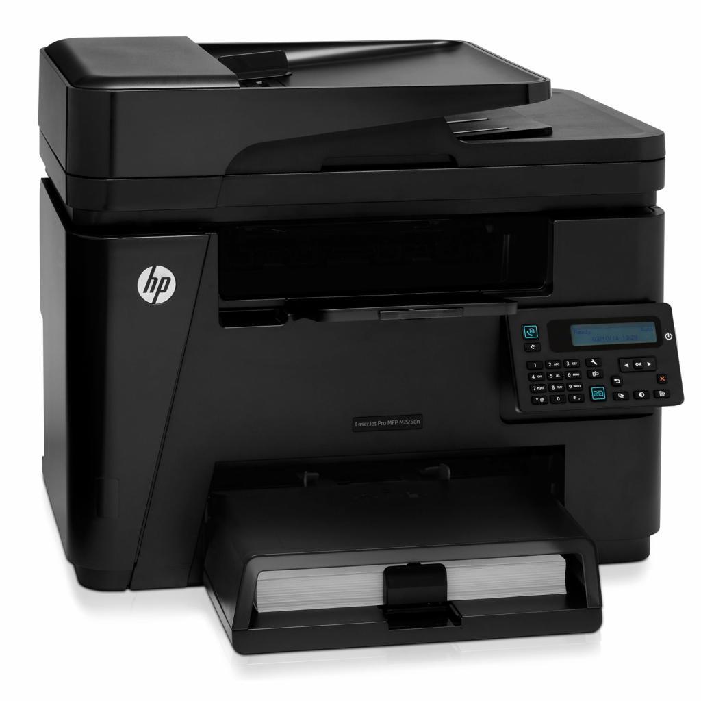 Многофункциональное устройство HP LaserJet M225dn (CF484A) изображение 2