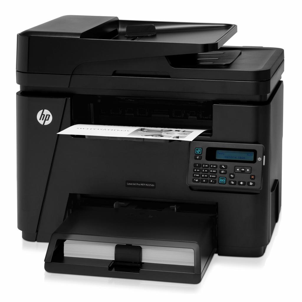 Многофункциональное устройство HP LaserJet M225dn (CF484A) изображение 3