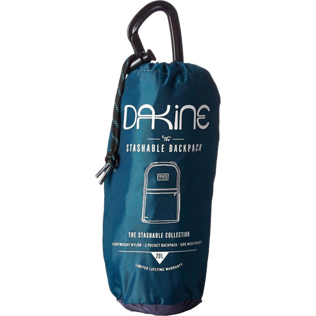 Рюкзак Dakine Stashable Backpack 20L Black 8130-101 (610934903614) изображение 4