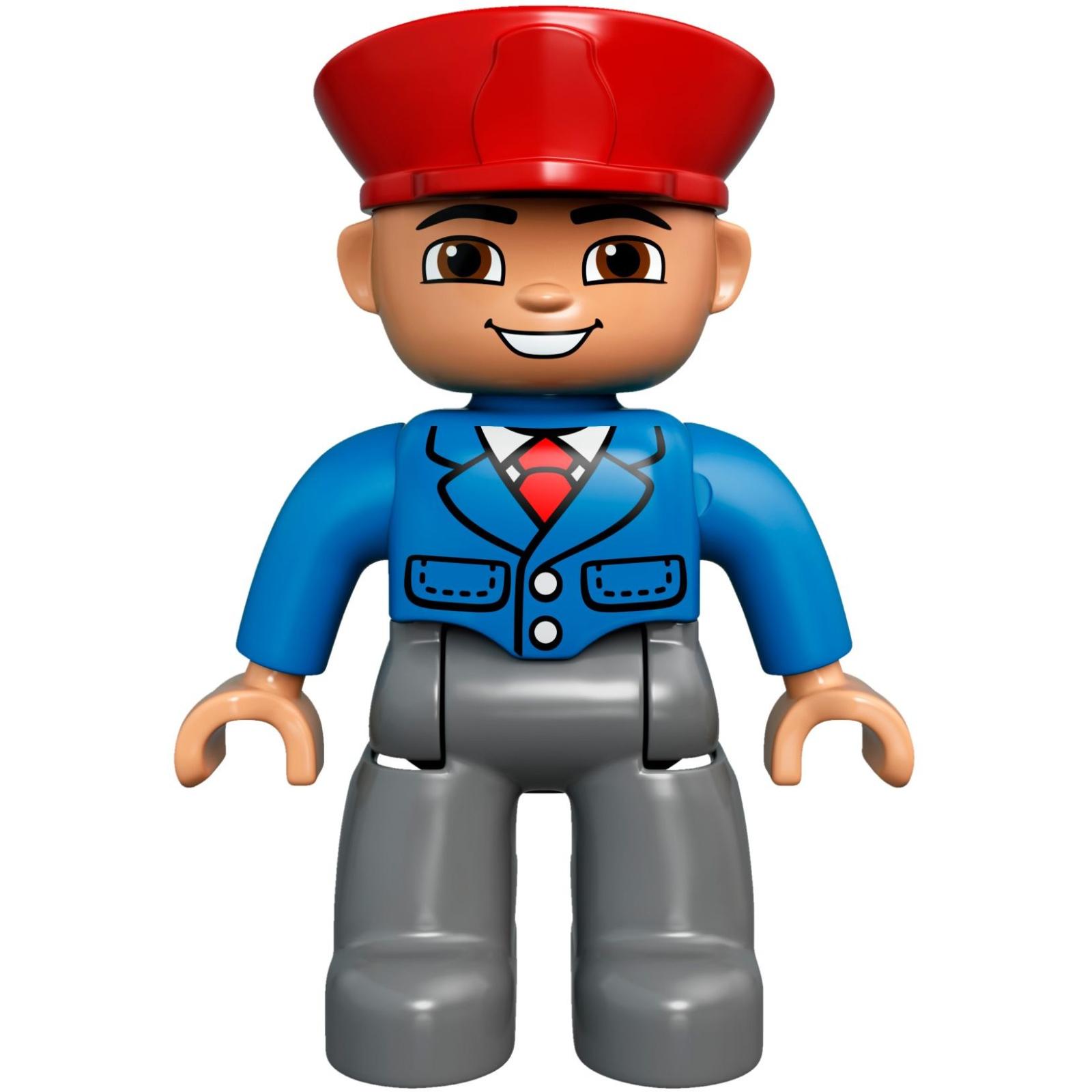 Конструктор LEGO Duplo Town Вокруг света (10805) изображение 10