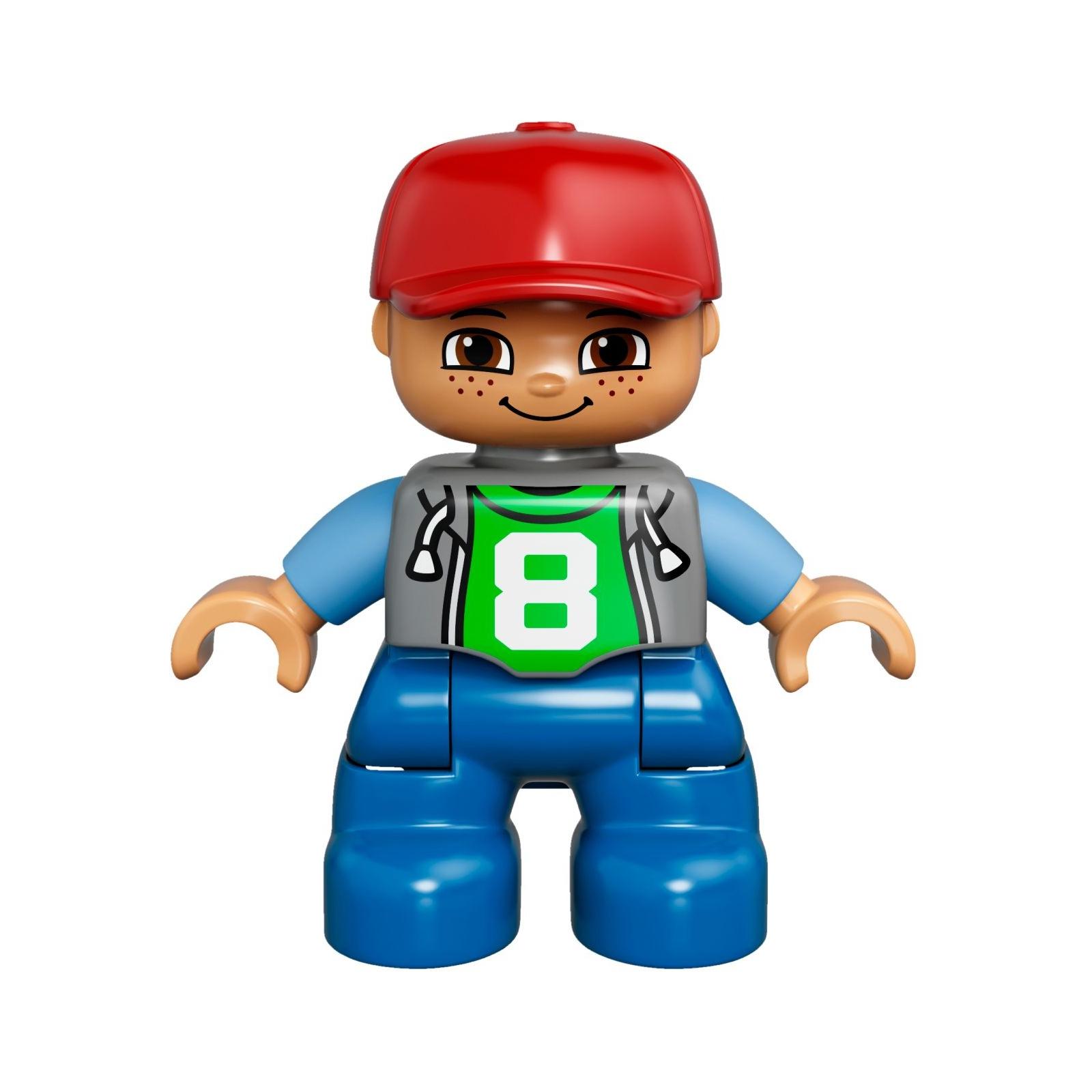 Конструктор LEGO Duplo Town Вокруг света (10805) изображение 12