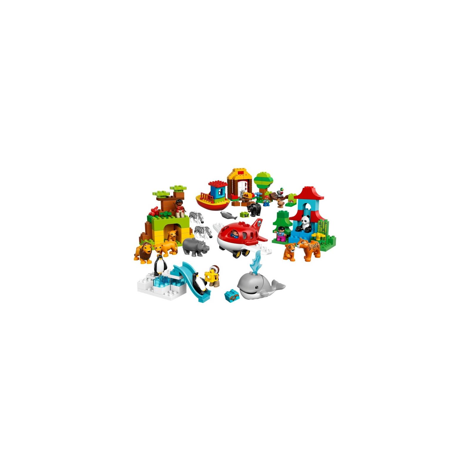 Конструктор LEGO Duplo Town Вокруг света (10805) изображение 2