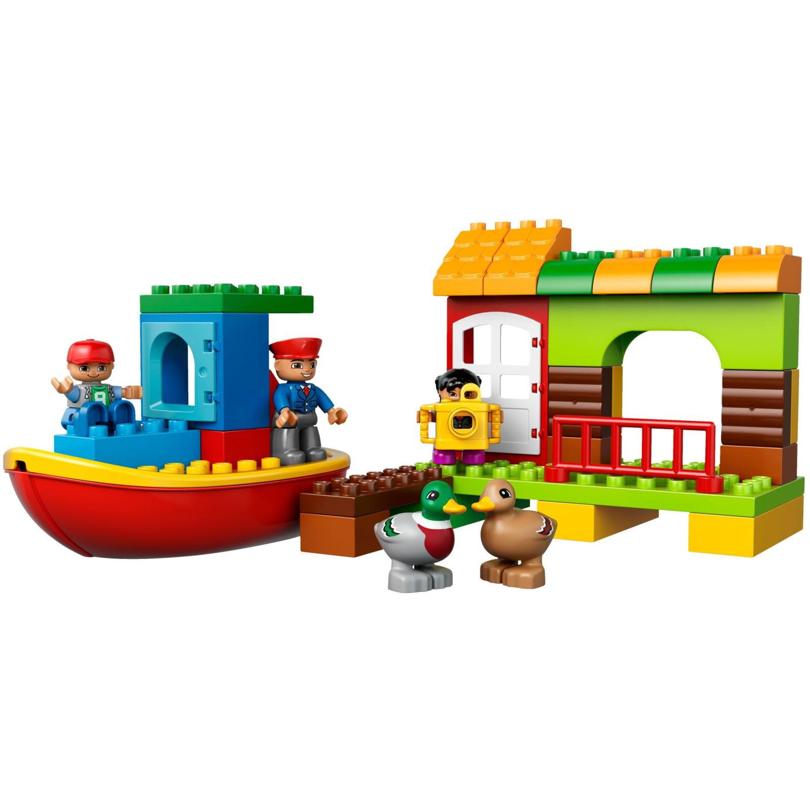 Конструктор LEGO Duplo Town Вокруг света (10805) изображение 4