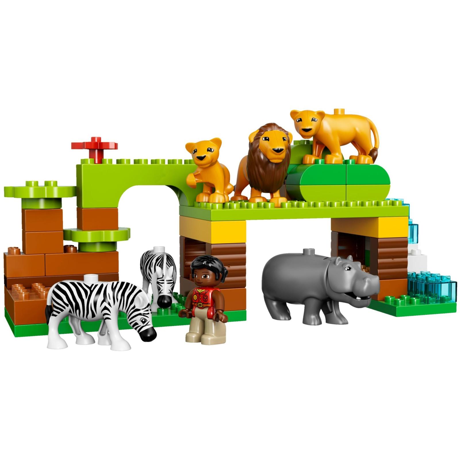 Конструктор LEGO Duplo Town Вокруг света (10805) изображение 5
