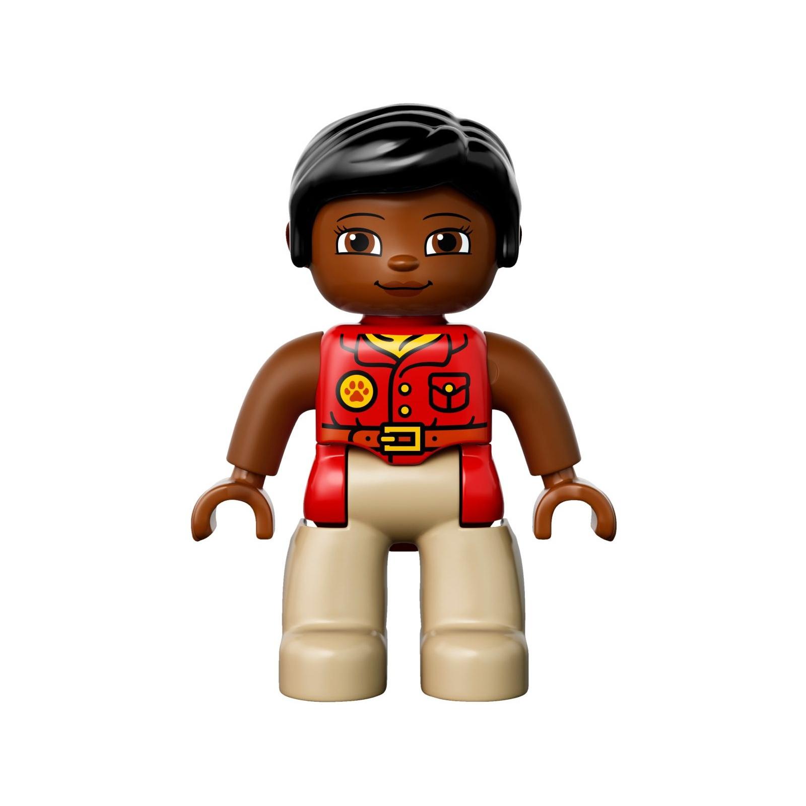 Конструктор LEGO Duplo Town Вокруг света (10805) изображение 8