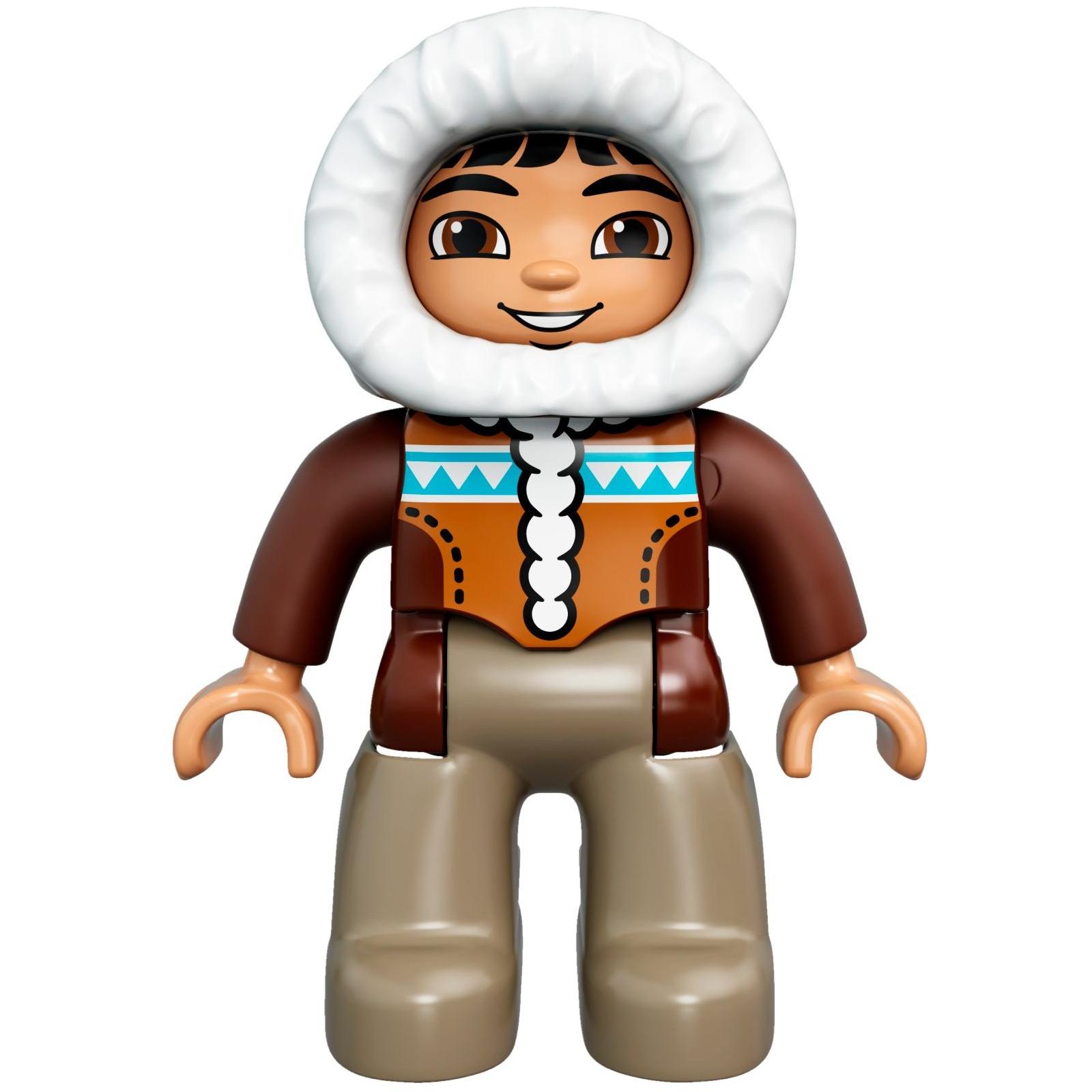 Конструктор LEGO Duplo Town Вокруг света (10805) изображение 9