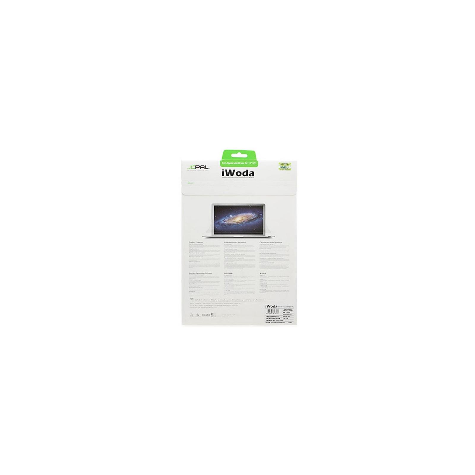 Пленка защитная JCPAL iWoda для MacBook Air 11 (High Transparency) (JCP2009) изображение 2