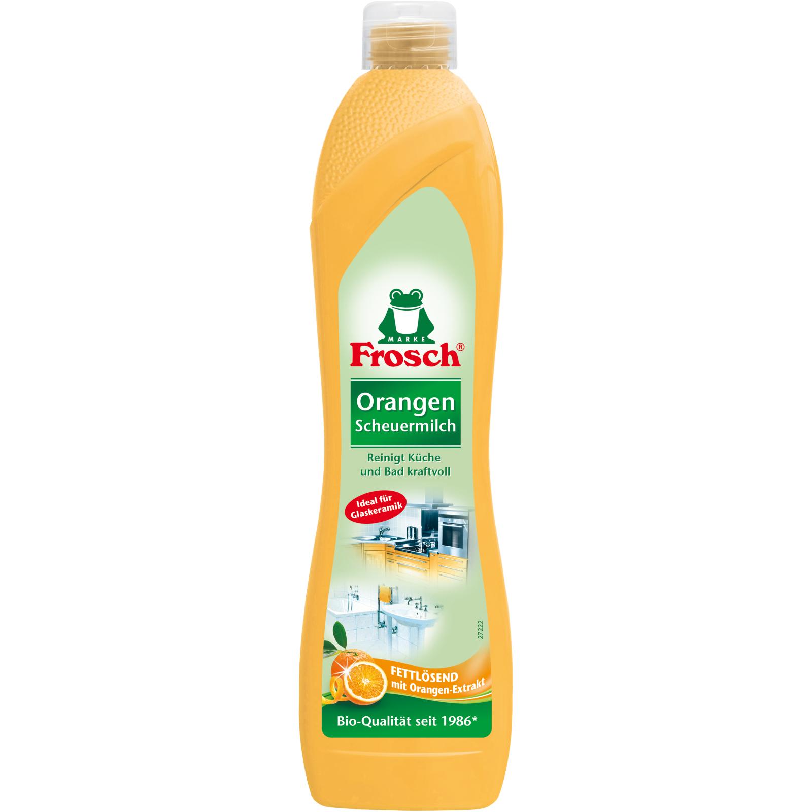 Чистящее средство Frosch Апельсин 500 мл (4009175148070)