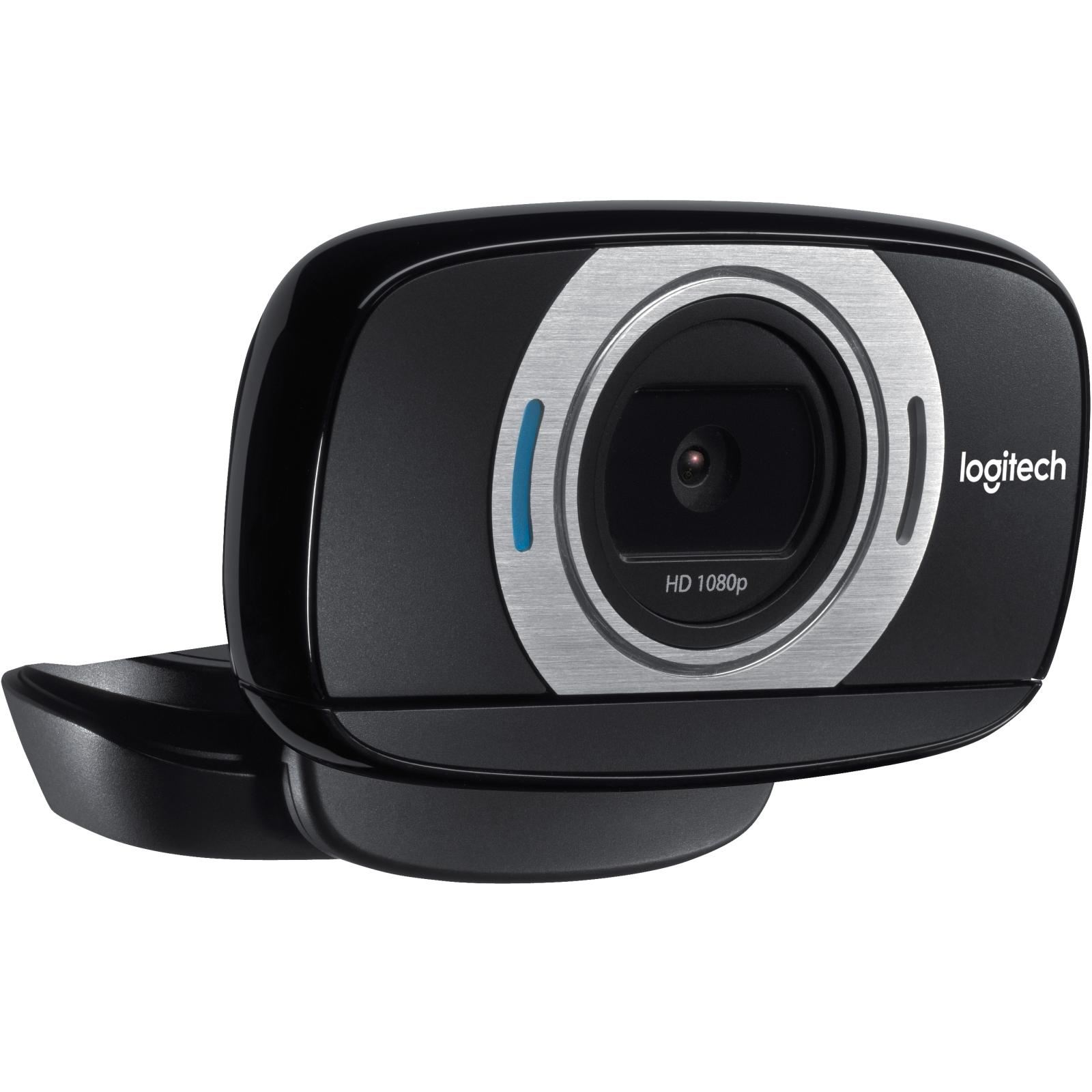 Веб-камера Logitech Webcam C615 HD (960-001056) изображение 3
