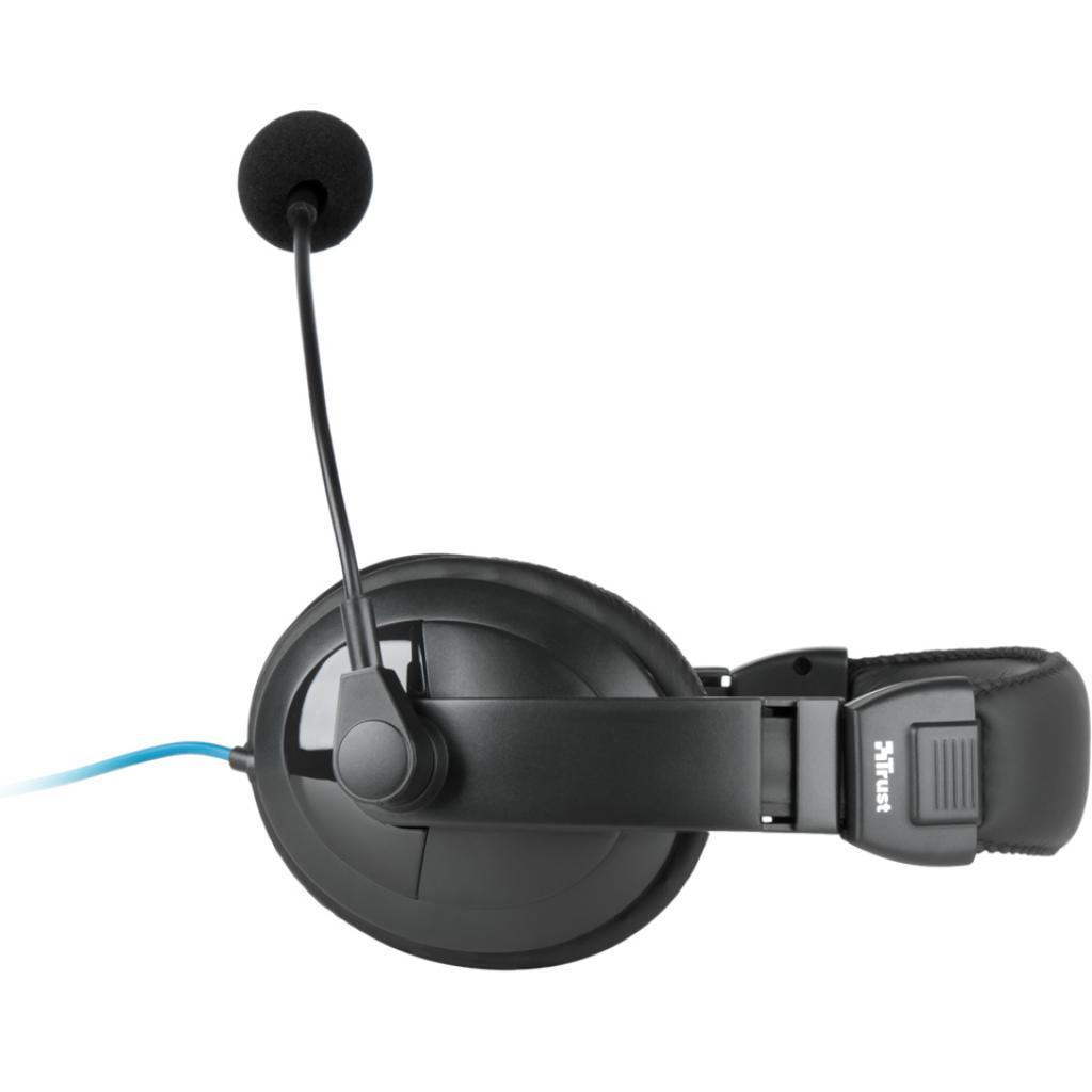 Наушники Trust Quasar USB Headset (16976) изображение 5