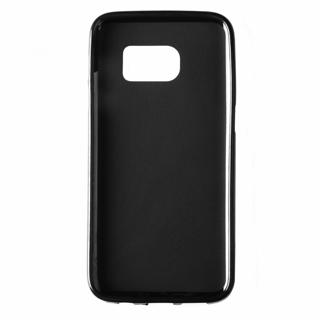 Чехол для моб. телефона Drobak Elastic PU для Samsung Galaxy S7 Duos Black (212906) изображение 2