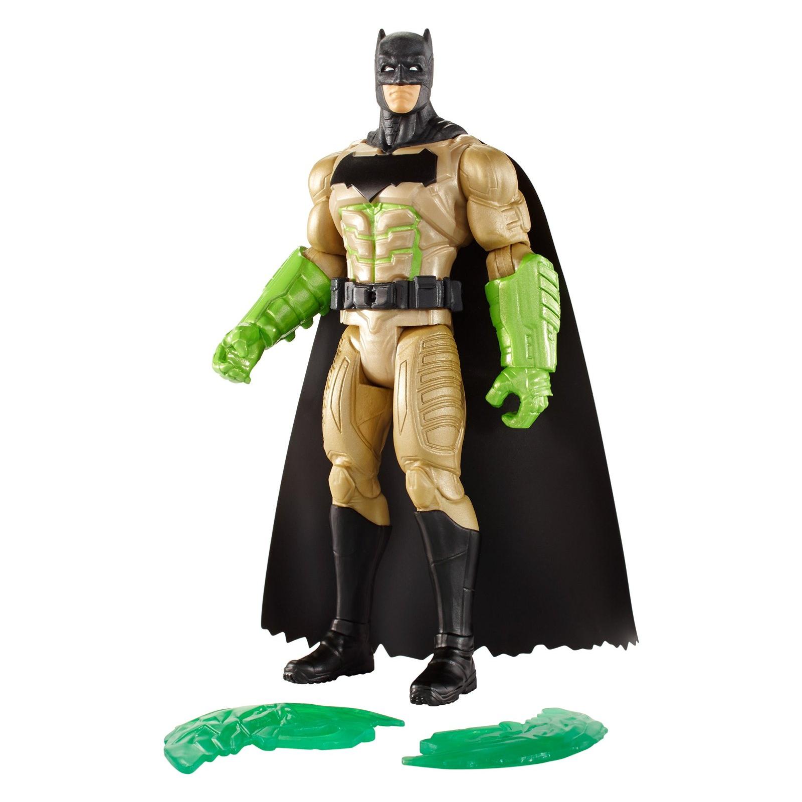 Фигурка Mattel Batman 15 см Бэтмен против Супермена (DJG36) изображение 2