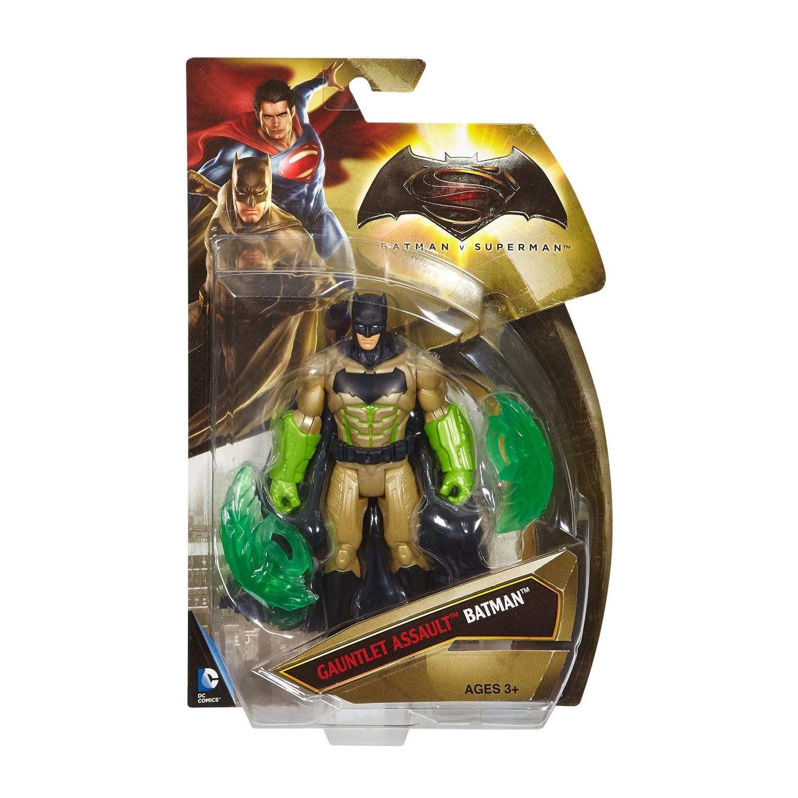 Фигурка Mattel Batman 15 см Бэтмен против Супермена (DJG36) изображение 5