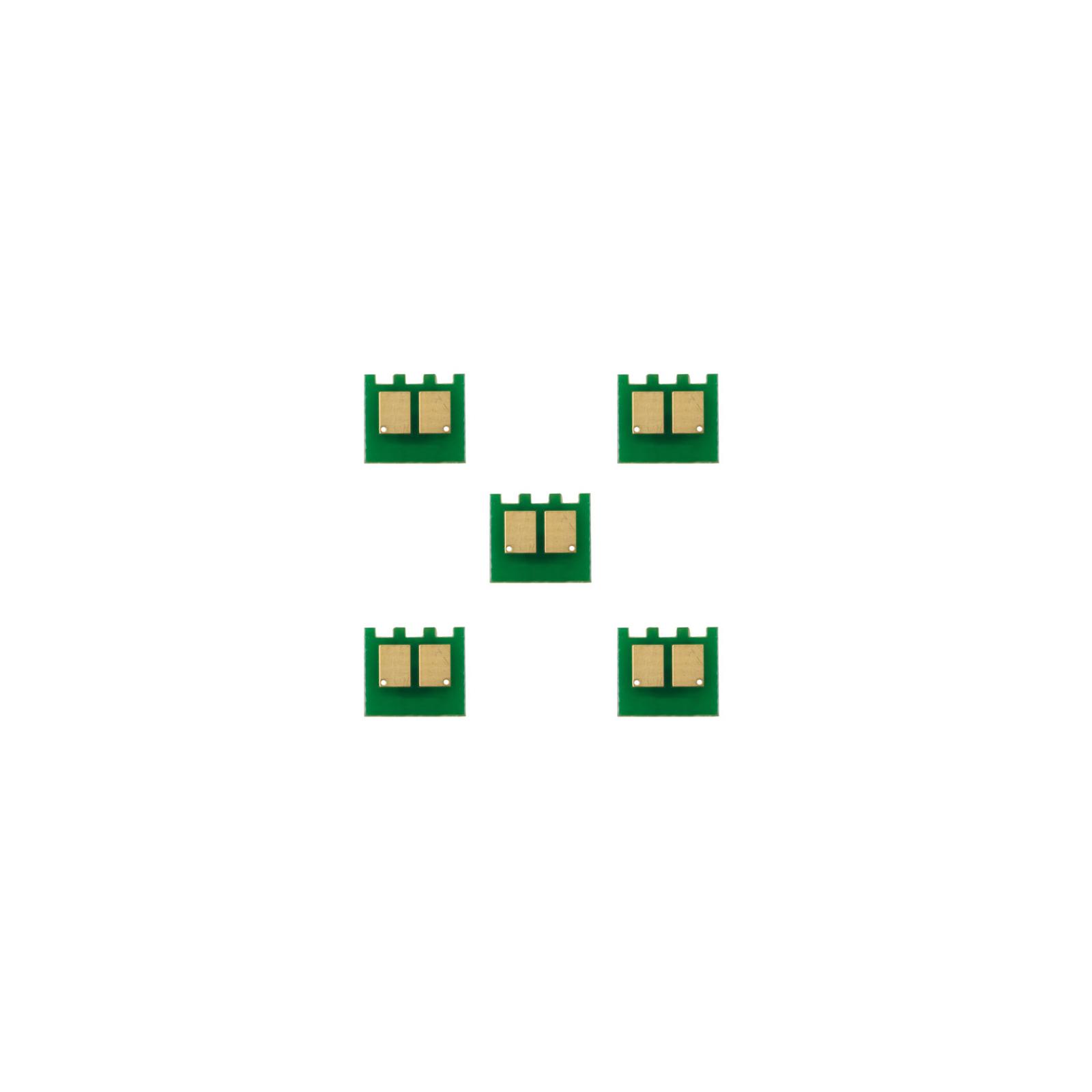 Чип для картриджа HP CLJ Pro M476 (CF381A) 2.7k cyan Static Control (H476CP-C)