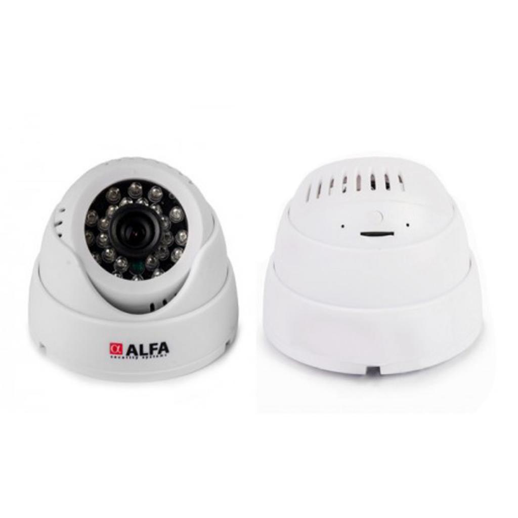 Комплект видеонаблюдения ALFA Agent 1 White изображение 2