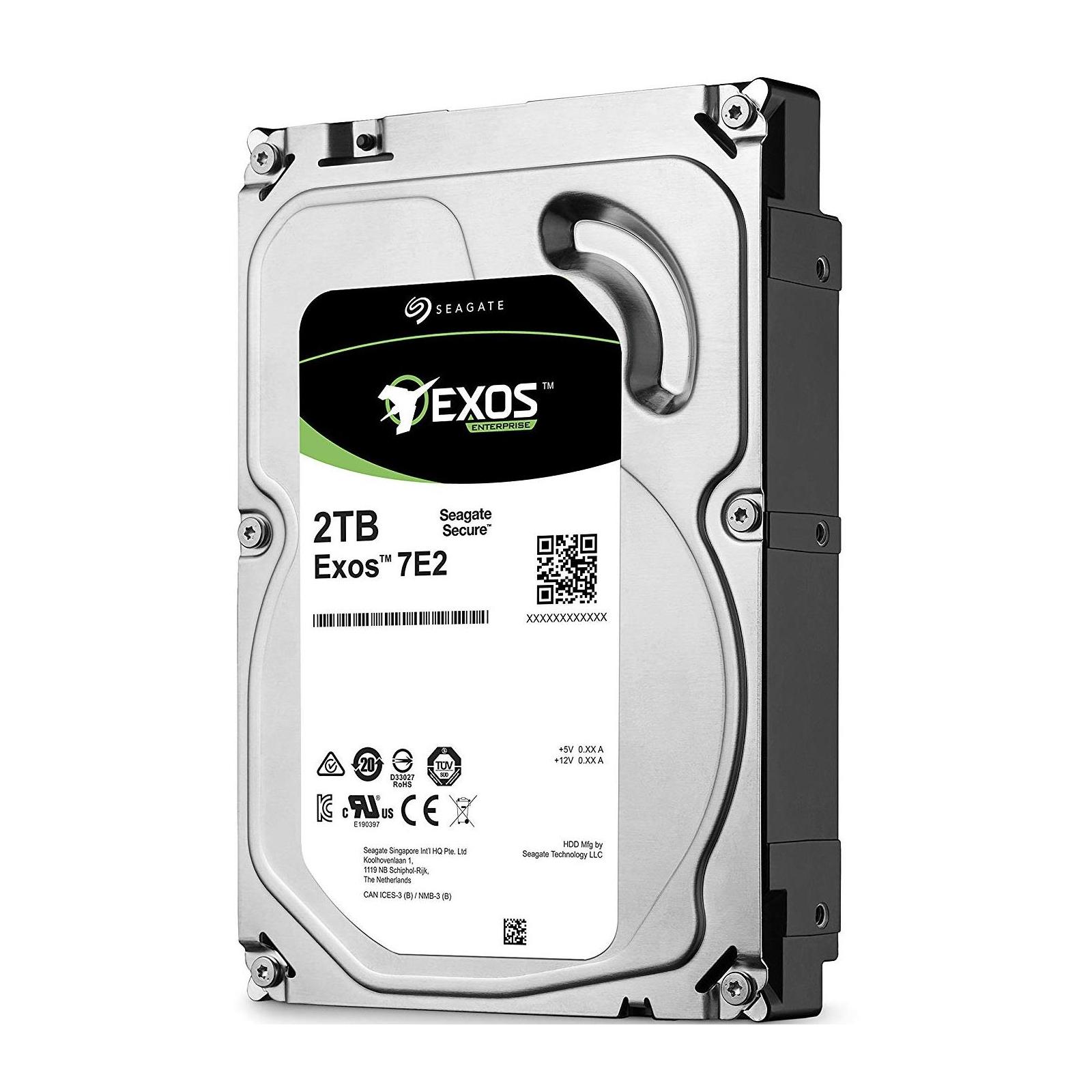 """Жесткий диск 2.5"""" 2TB Seagate (ST2000NX0303) изображение 3"""