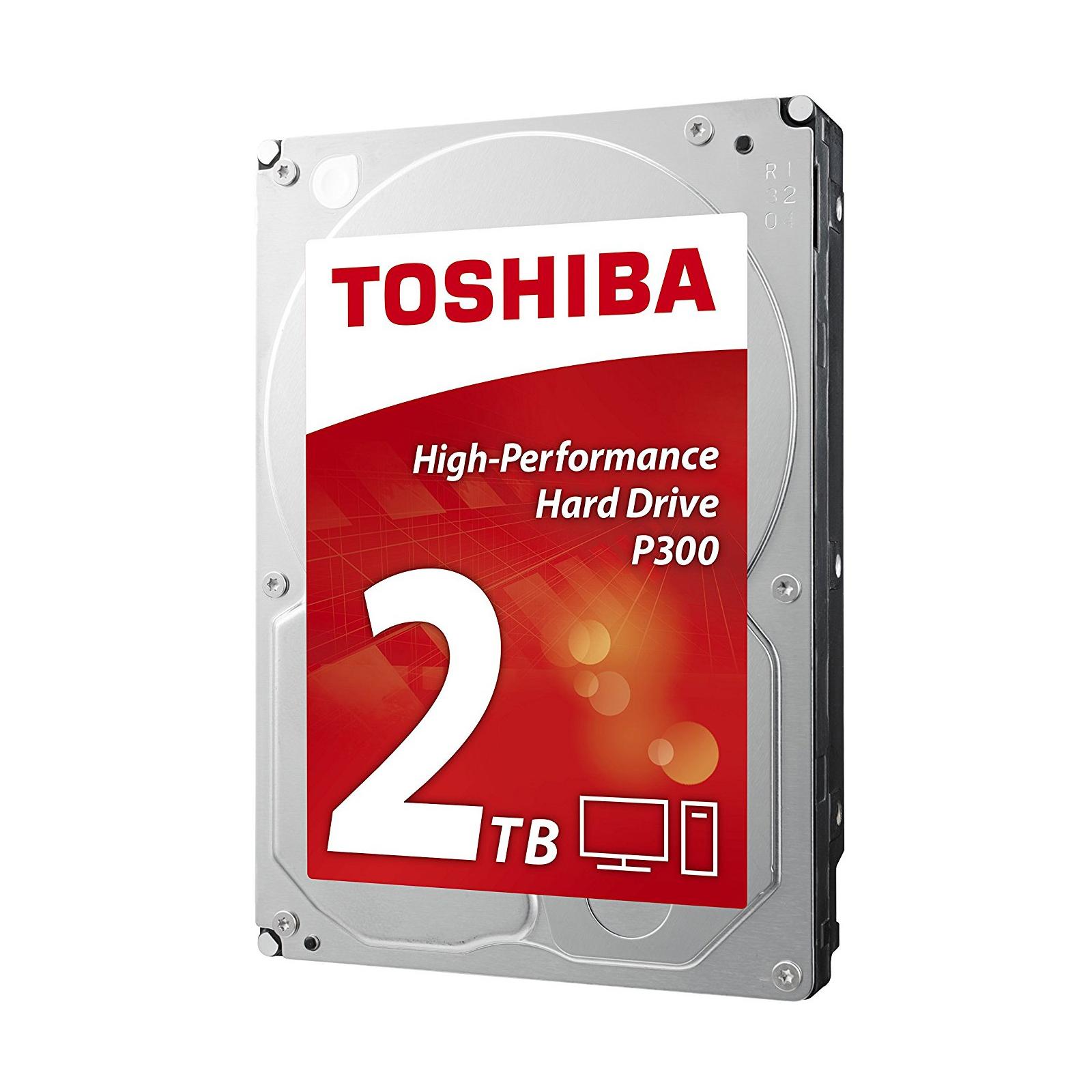 """Жорсткий диск 3.5"""" 3TB TOSHIBA (HDWD130UZSVA) зображення 2"""