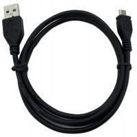 Дата кабель USB 2.0 AM to Micro 5P 1.8m Smartfortec (SFU-AMM-1M)