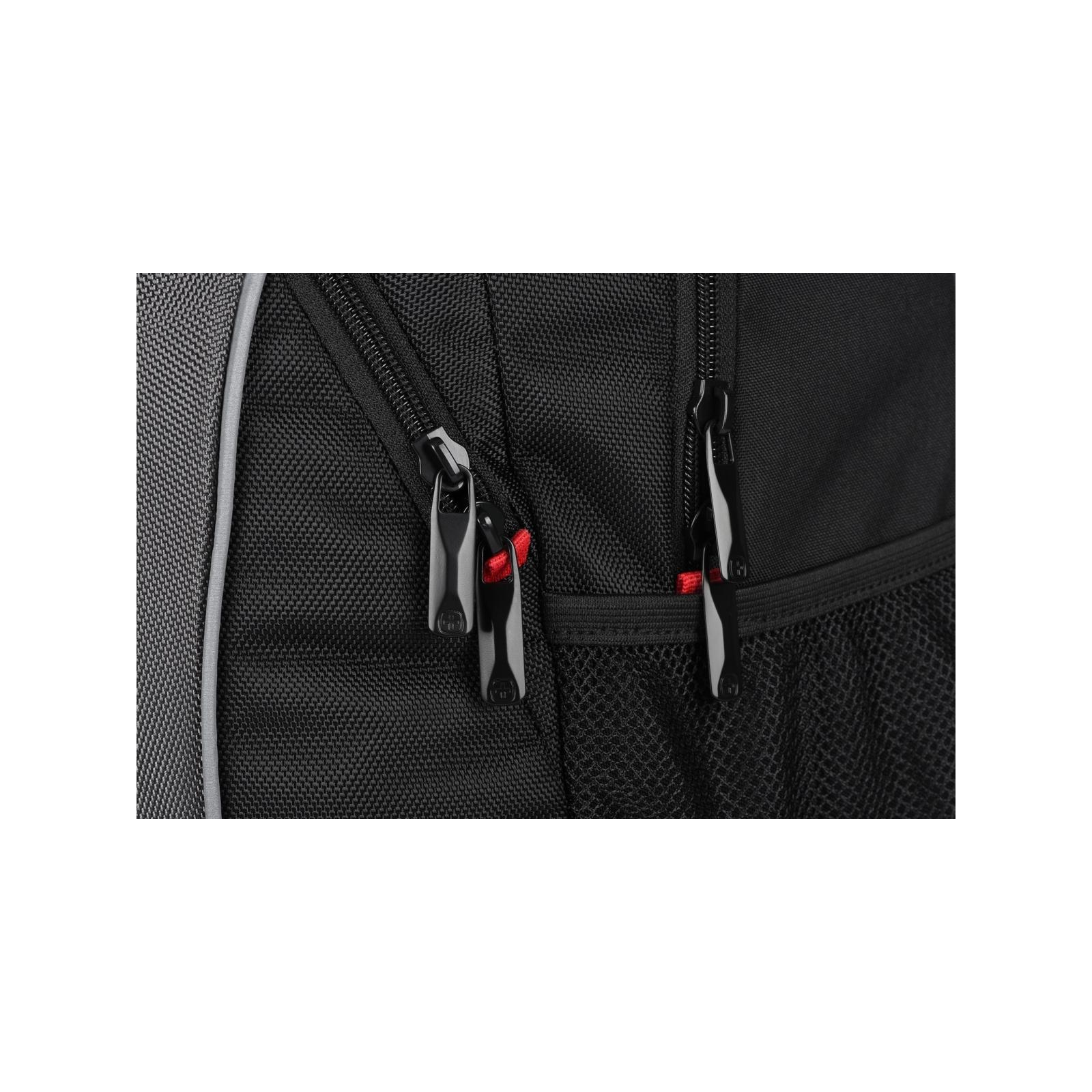 """Рюкзак для ноутбука Wenger 16"""" Mercury Black (604433) изображение 11"""