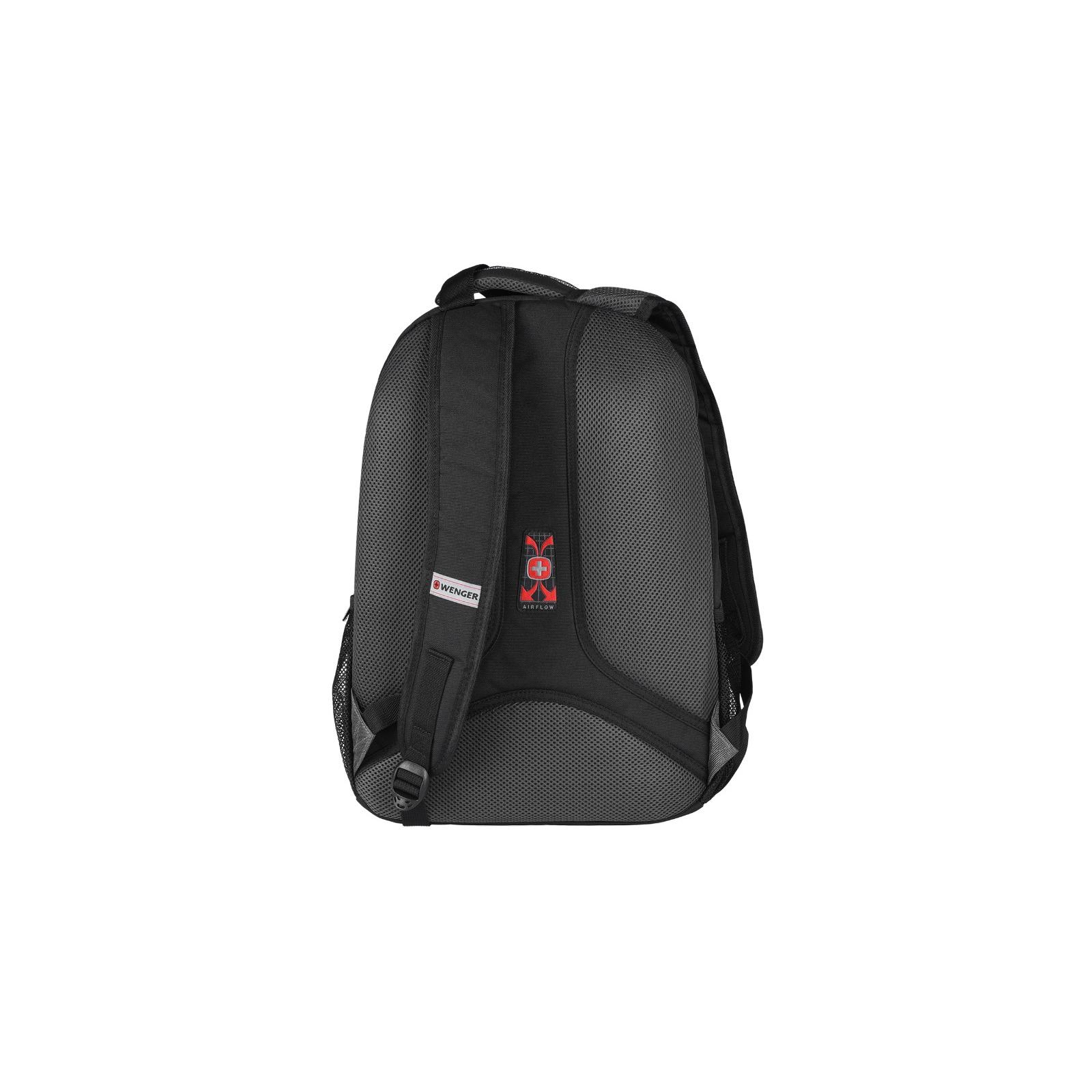 """Рюкзак для ноутбука Wenger 16"""" Mercury Black (604433) изображение 2"""