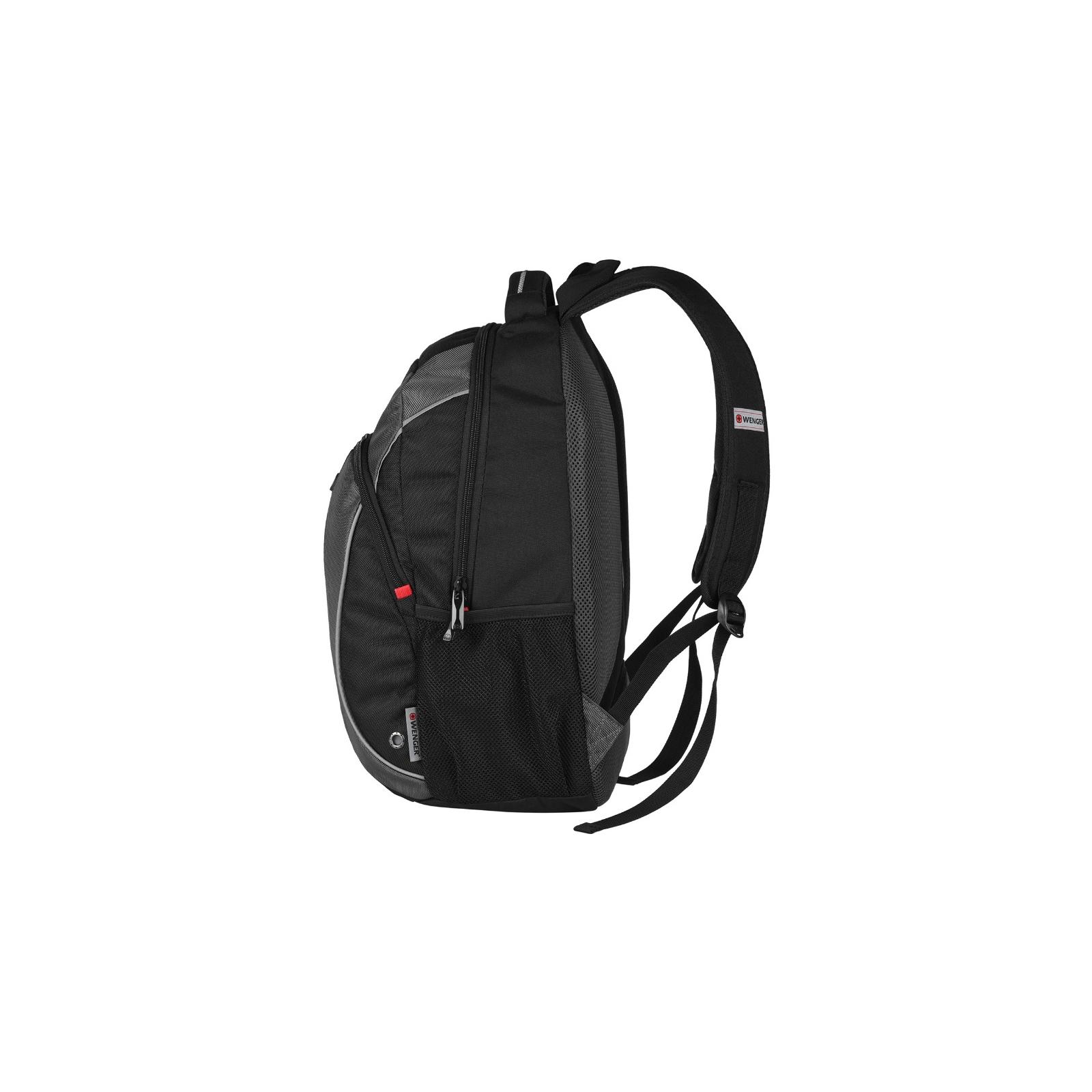 """Рюкзак для ноутбука Wenger 16"""" Mercury Black (604433) изображение 3"""