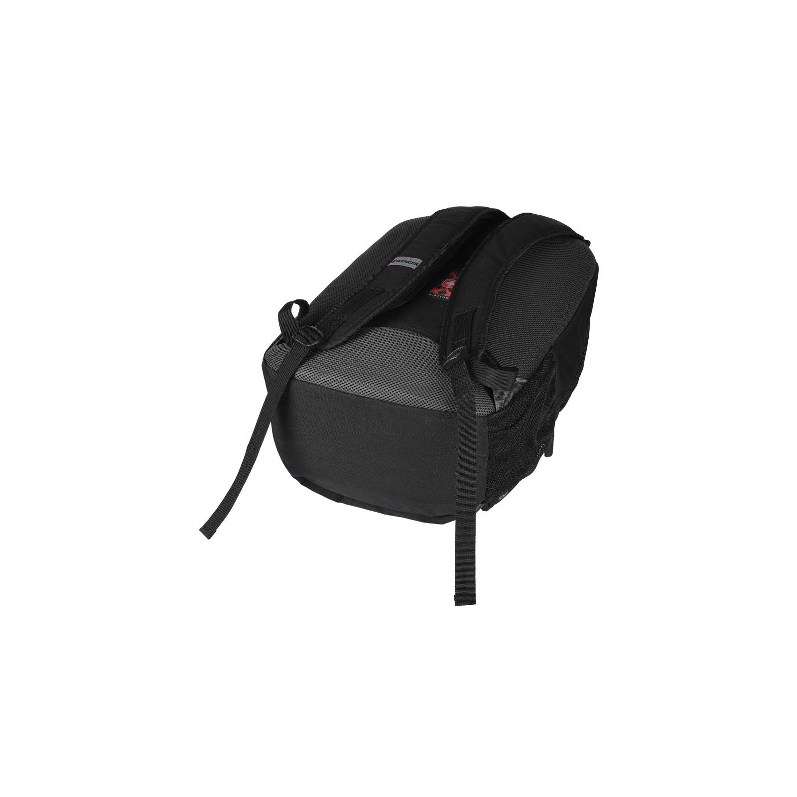 """Рюкзак для ноутбука Wenger 16"""" Mercury Black (604433) изображение 5"""