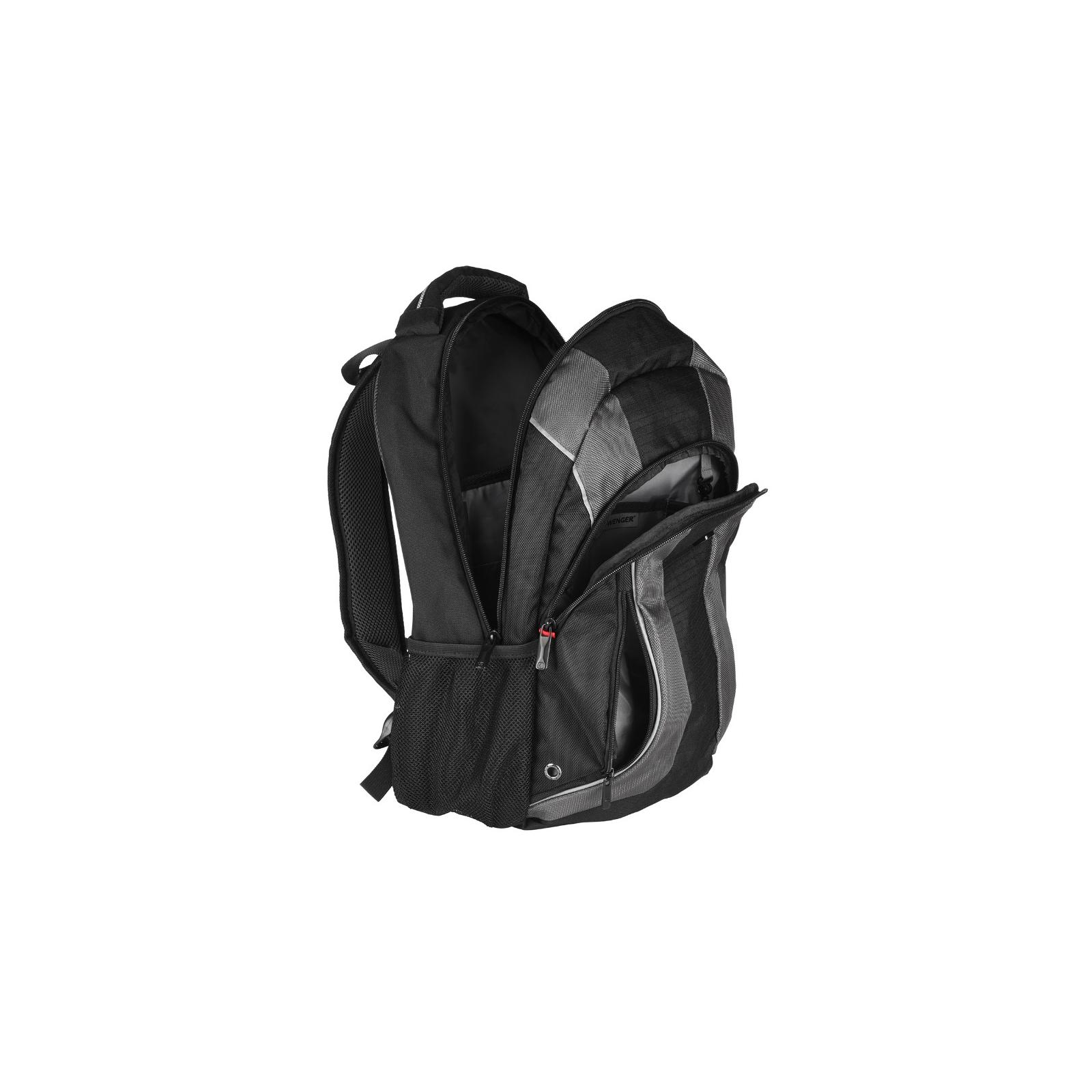 """Рюкзак для ноутбука Wenger 16"""" Mercury Black (604433) изображение 6"""