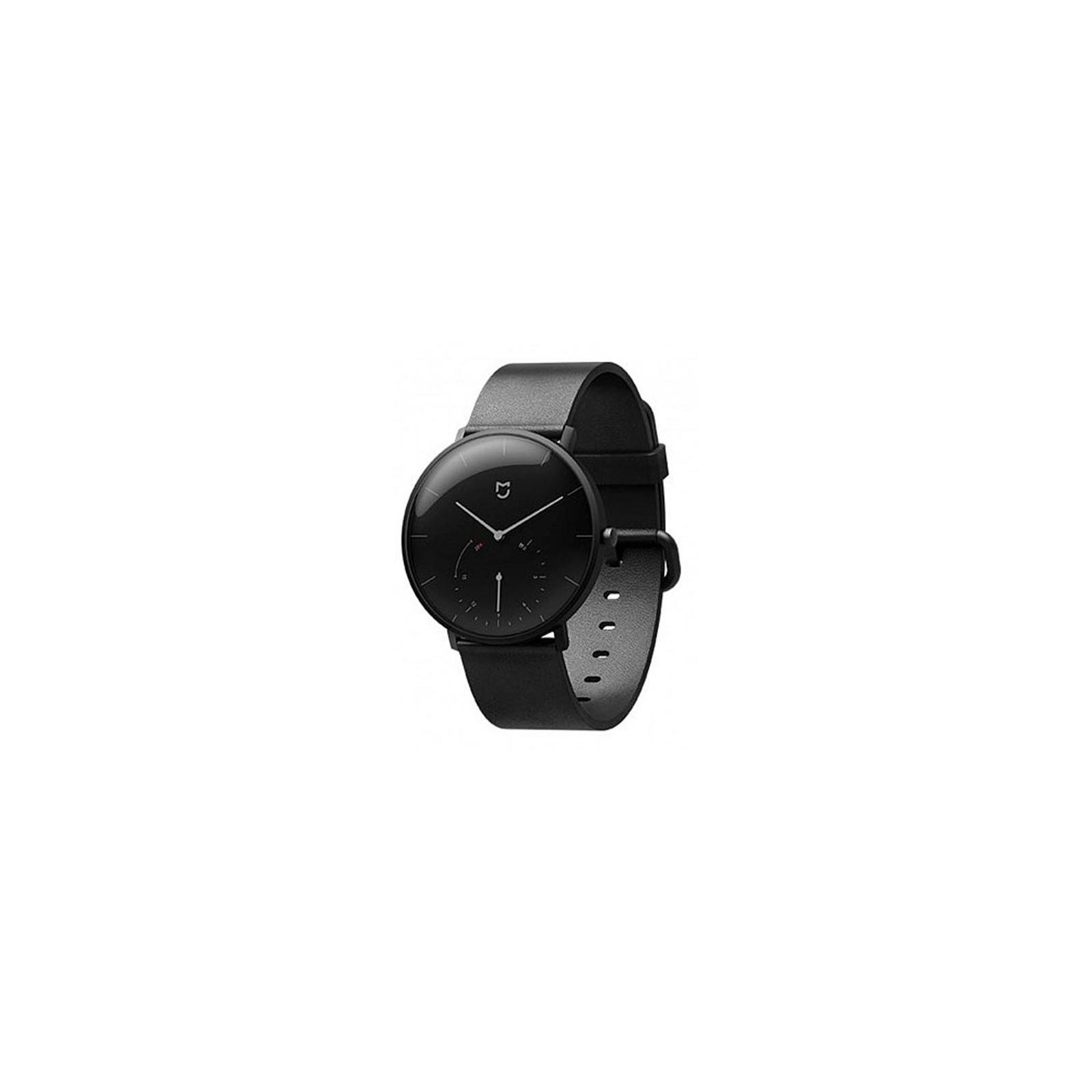 5aca67aaf6de Смарт-часы Xiaomi Mijia Quartz Watch Black (UYG4016CN) цены в Киеве ...
