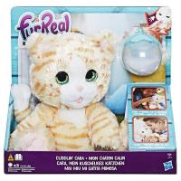 Інтерактивна іграшка Hasbro Furreal Friends Погодуй Котеня (E0418)