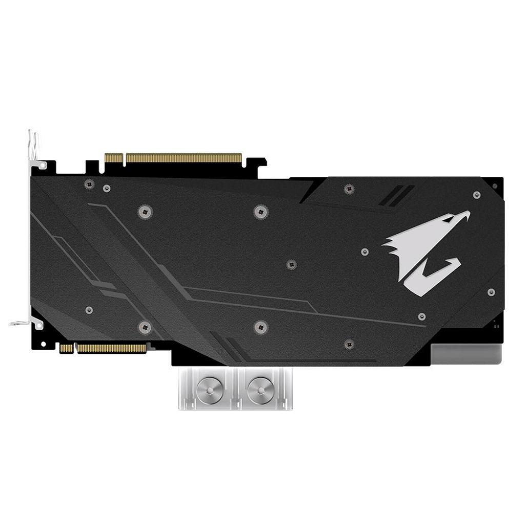 Видеокарта GIGABYTE GeForce RTX2080 8192Mb AORUS XTREME WATERFORCE WB (GV-N2080AORUSX WB-8GC) изображение 7