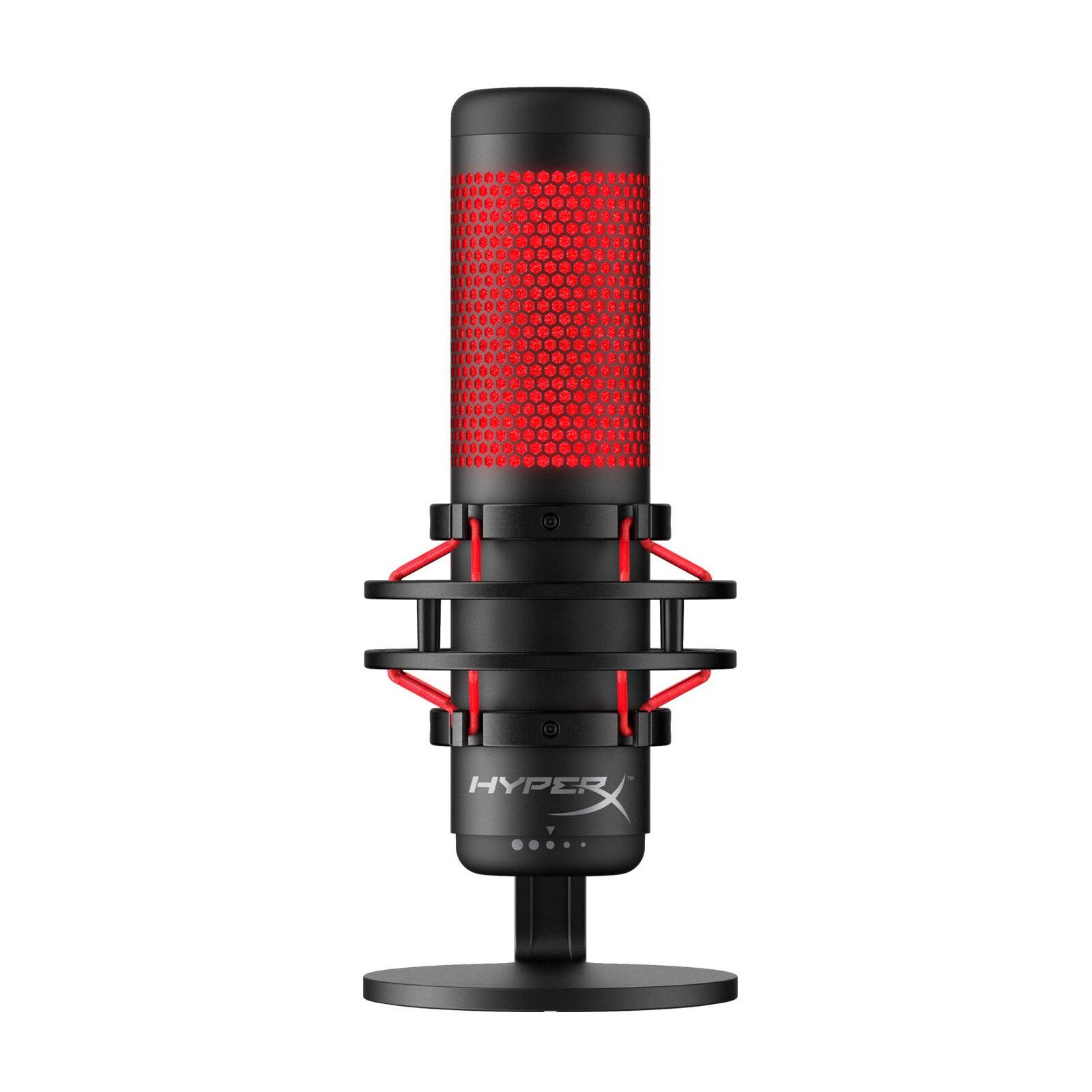 Мікрофон HyperX Quadcast (HX-MICQC-BK) зображення 3